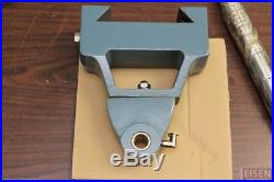 Milling Machine Accessory Horizontal Milling Attachment R8 with Support &Arbor