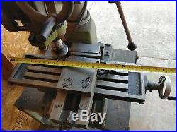Milling Machine Bench MILL Table Top MILL 120/240 Volt Benchtop Xlt Condition