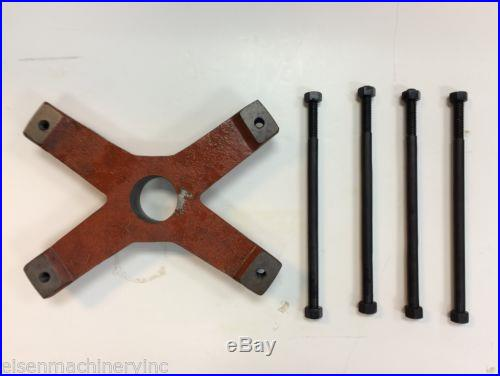 Milling Machine Riser Block 4 for Bridgeport-Type Knee MIlls 4inch