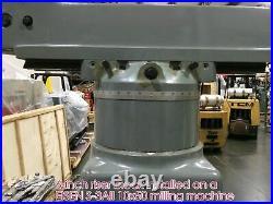 Milling Machine Riser Block 6 for Bridgeport-Type Knee Mills 6inch