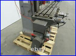 Millport Model 2s 2Hp 230V 3Ph 9 42 Multi Speed Knee Milling Machine 2Axis DRO