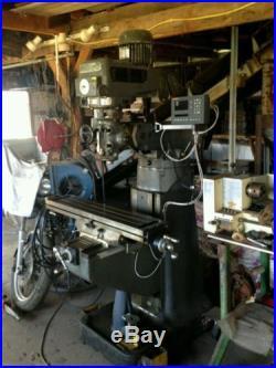 Millport Vertical Milling Machine