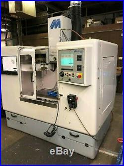 Milltronics Model VM17 3-Axis CNC Vertical Machining Center, New 99