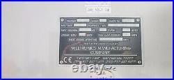 Milltronics Partner HR20 CNC Milling Machine