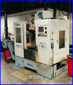 Milltronics VM16 CNC Mill 2005