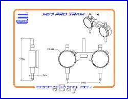 Model #11 Mini Pro Tram by Edge Technology