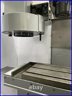 Model Haas Minimill Year 2003 CNC Mill