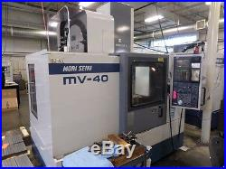 Mori Seiki MV-40B CNC Vertical Machining Center