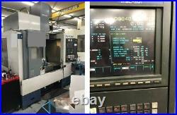 Mori Seiki SV-500 /40, CNC VMC 1998