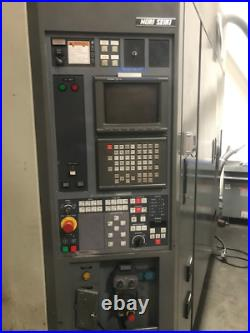 Mori Seiki Sh-63 Cnc Horizontal Machining Center
