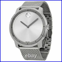 Movado Bold 3600260 Silver Stainless Steel Men's Swiss Quartz Watch