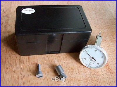 NEW. 0005 Vertical Dial Test Indicator 7 Jewels 0-. 030 mill jig grinder