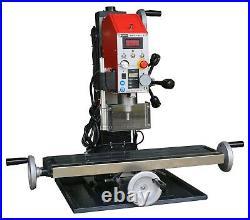 NEW E2 Direct Drive Milling Machine R8 Metric