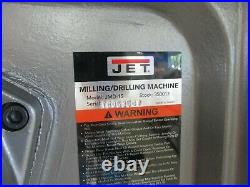 NEW Jet JMD-15 Bench Type R8 Milling Machine withFree Stand