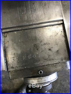NICE 9 x 48 2HP Late Model Bridgeport Vertical Milling Machine with DRO & Feed