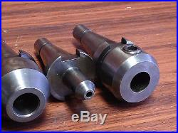 NICE ERICKSON ENDMILL HOLDERs 3/16 3/4 With NMTB30