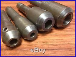 NICE LOT OF R8 ENDMILL HOLDERS 3/8 1/2 3/4 & 1