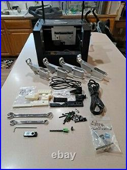 NO RESERVE! Ghost Gunner 2 Micro CNC Milling Machine GG2 with 4 80% lowers