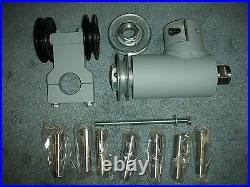 New Atlas Milling Machine Vertical Milling Head Attachment USA Made #2mt Collets