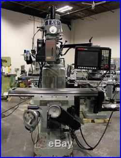 #OMV SHARP Three-Axis CNC Vertical Knee Mill (New 1998)