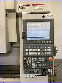 Okuma Mc-v3016 Vertical Machining Center 30x16 Cnc MILL Osp-p200m Mori Haas