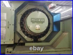 Okuma VMC MC-4VA Cat 40 Vertical Machining Center Milling GOOD WORKING MACHINE