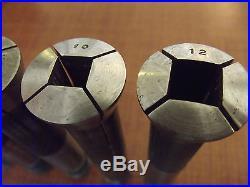 Original Deckel Fp1 Collets U2 20X2 square