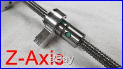 PM-30MV CNC Mill Conversion Kit With DUBL BALL NUTS. 0015 BACKLASH ACCURACY