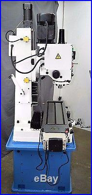PM-932M 9x32 VERTICAL MILLING MACHINE with3AXIS DRO X-AXIS PWR FEED 3YR WARRANTY