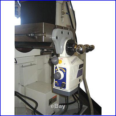 POWERPAC Hi-Torque Power Feed X-Axis Speed 4-160 RPM TABLE FEED Bridgeport
