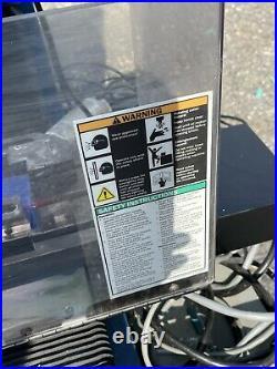PROLIGHT^ Intelitek benchman TMC1000 cnc milling machine