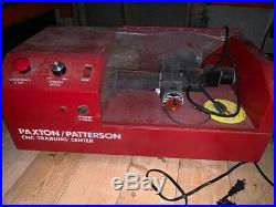 Paxton/Patterson CNC Training Center lathe mill For Parts or Repair AS-IS