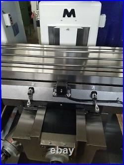 Pinnacle PK GRSM Bridgeport type vertical Milling machine