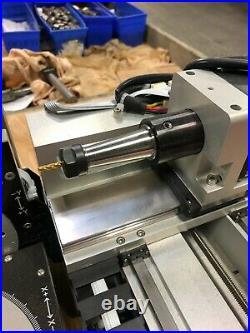 Pocket NC 5 Axis CNC Mill