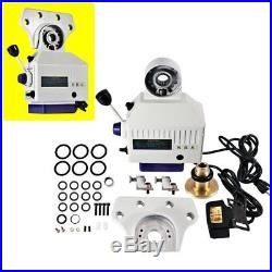 Portable X-Axis Mill Fit Bridgeport Table Milling Machine Power Feed Feeder 110V