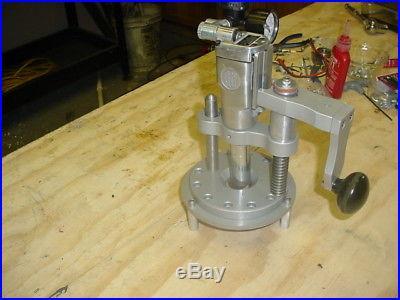 Power Draw bar fits Bridgeport J-head milling machines