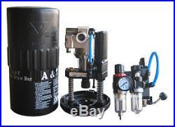Power Drawbar MILL Bridgeport-Kurt-Maxi Torque-A&T-High Quality-Speedy-Align-Jet