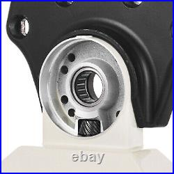 Power Feed X-Axis 150 Lbs Torque For Bridgeport Type Milling Machines 0-200 RPM