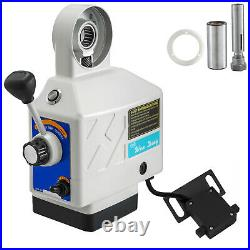 Power Feed Y-Axis 135Lbs 200RPM Torque for Bridgeport Type Milling Machine 110V