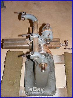 Pratt & Whitney No. 3 Benchtop Horizontal/Vertical Mill/Milling Machine