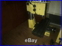 Prazi BF500 milling machine