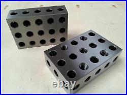 Precision Boxed Set of Metric 2-4-6 Blocks 50x100x150mm