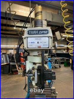 Proto Trak TRM/DPM 3 Axis Milling Machine A. G. E. 3 CNC Controls