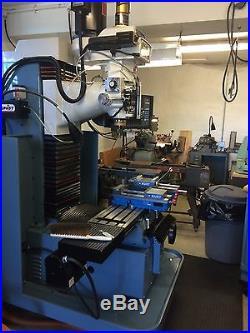 prototrak milling machine