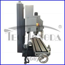 RCOG-25V 7X27 1HP Mill/Drill Precision Milling and Drilling Machine 110V