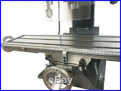 RCOG-25V Precision Mill/Drill Bench Top Mill and Drilling Machine 110V