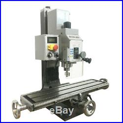 RCOG-25V Precision Mill/Drill Bench Top Mill and Drilling Machine 110V 277