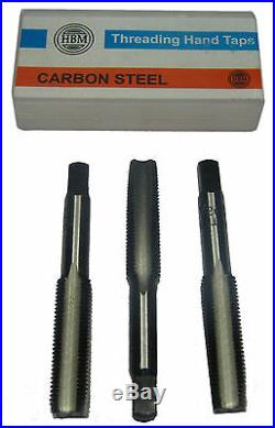 RDGTOOLS 1/2 X 20TPI UNF TAPS LEFT HAND / standard unf pitch ENGINEERING TOOL
