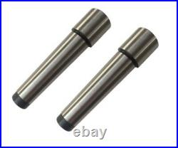 RDGTOOLS 2 x 3MT SOFT STUB ARBOUR BLANK END FOR LATHE 28MM X 28MM set of 2