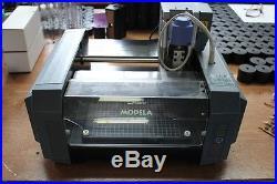 ROLAND MODEL MDX-20 DESK TOP SCANNER SCANNING / MILLING MACHINE